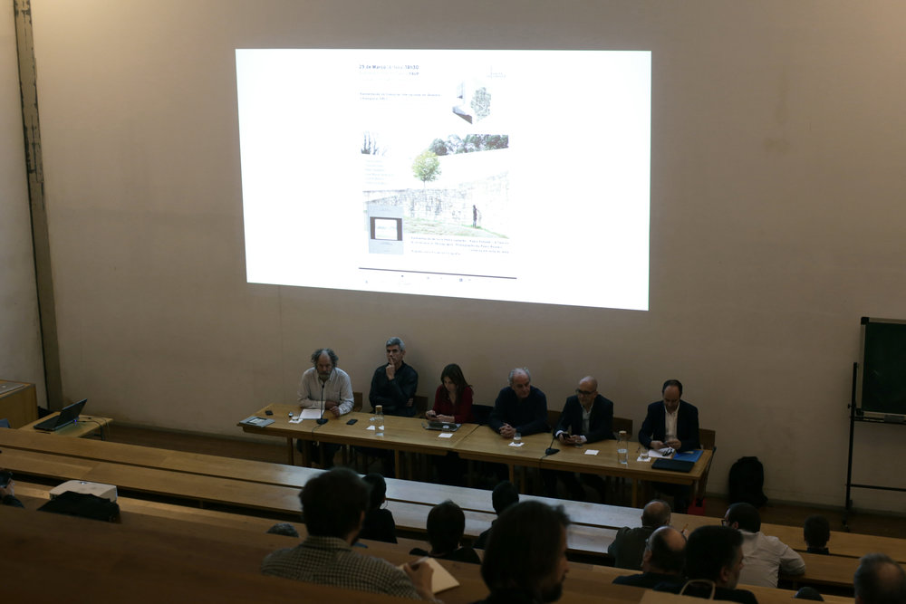 """PRESENTATION OF """"A TALK ON ARCHITECTURE IN PHOTOGRAPHY: PHOTOGRAPHS BY PAOLO ROSSELLI"""" / CONVERSATION ABOUT """"ARCHITECTURE AND FICTION IN PHOTOGRAPHY"""""""
