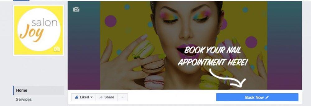 salon facebook cover photo