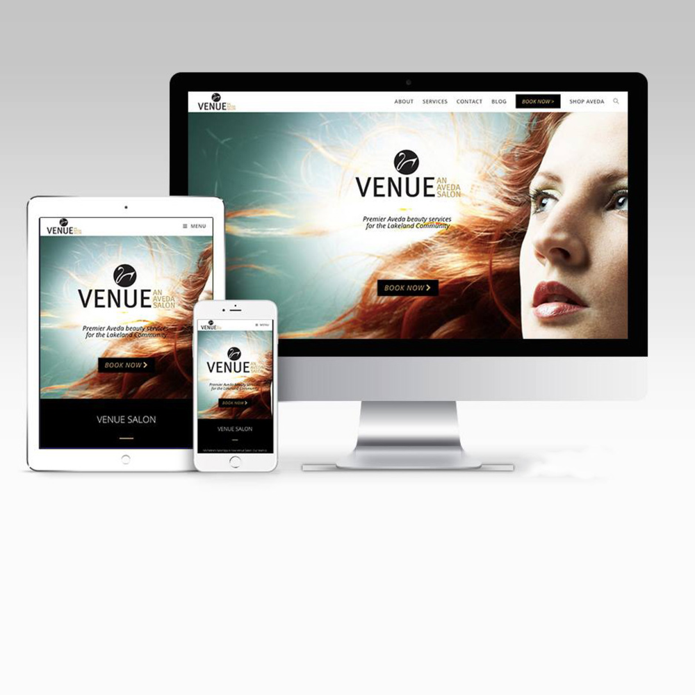 Website & Landing Page Design