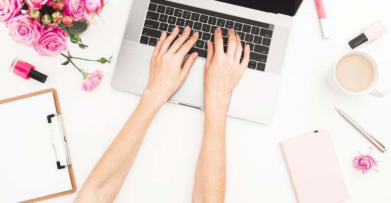 Salon website design ideas