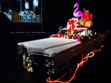 Santa's Cadi
