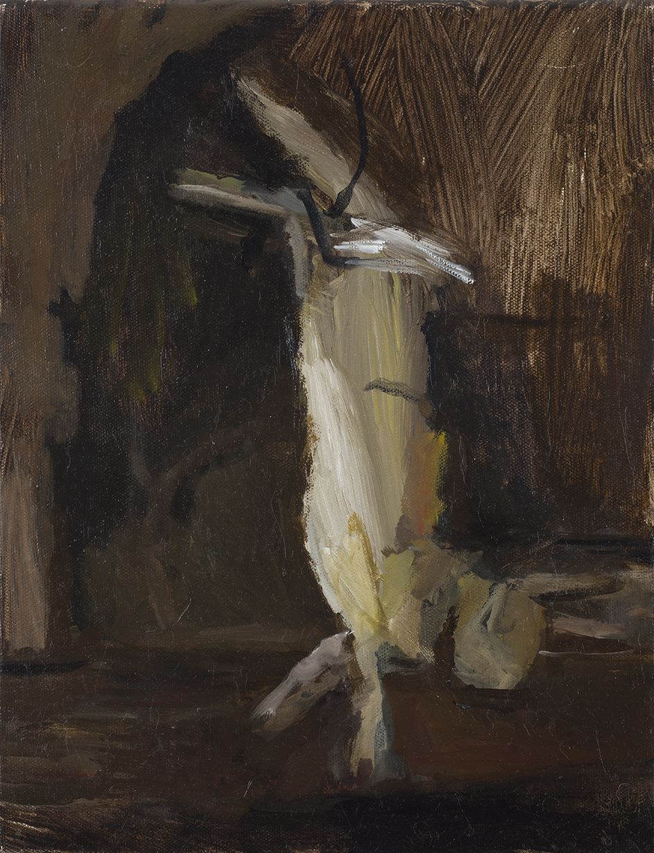 Dead Hare after Chardin