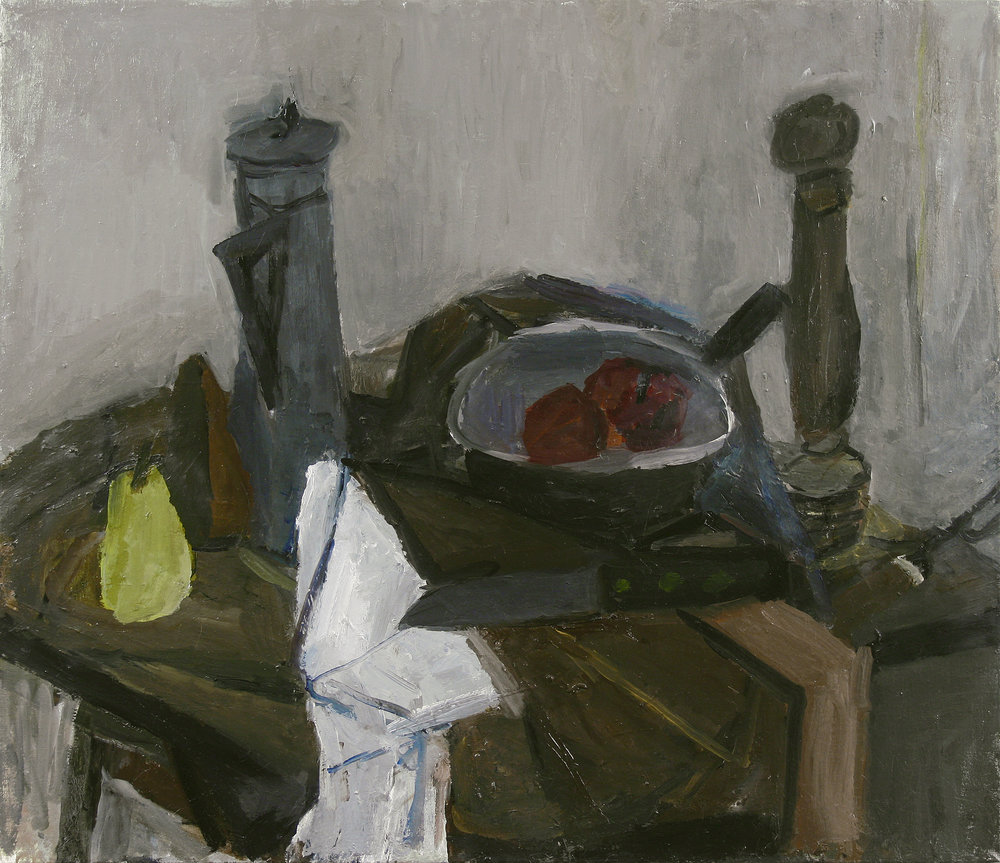 Still Life with Fork