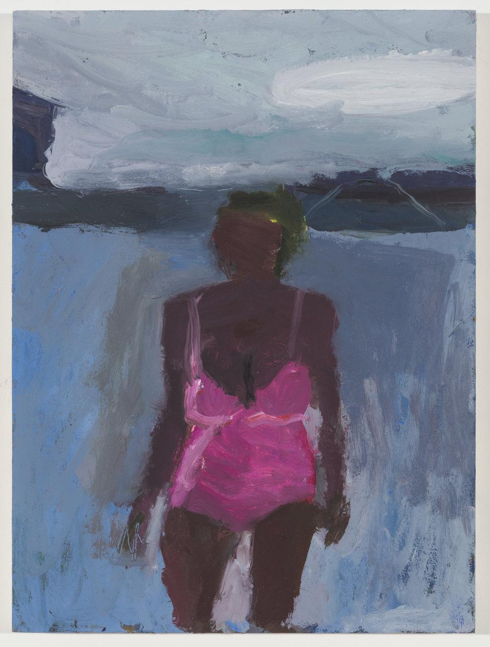 Pink Bathing Suit V