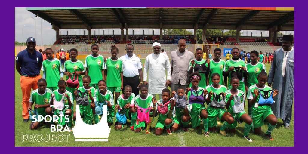 May updates: Sports bras arrive in Kenya, Cameroon & Kuwait! — The Sports Bra Project
