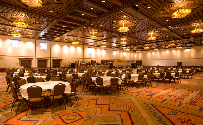 Santa Fe Community Convention Center -