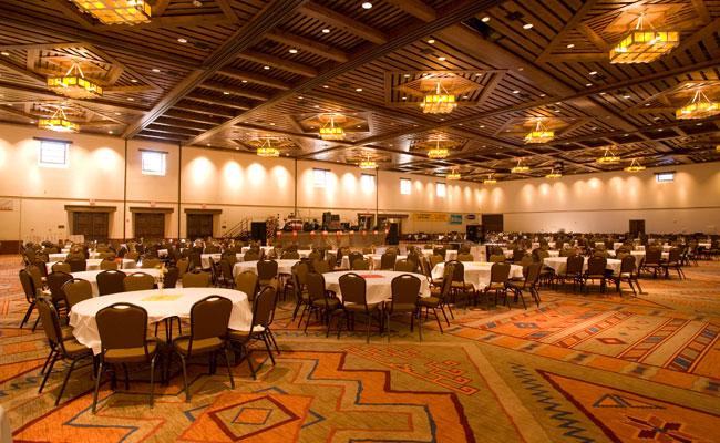 Santa Fe Community Convention Center -