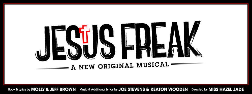 Jesus Freak! (Show Header)