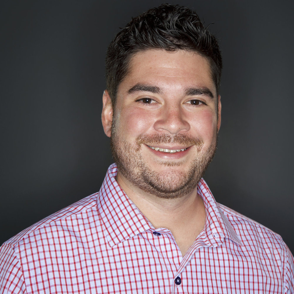 Justin Tafoya - Dir., Visual Communications