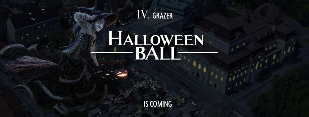 Halloween Ball Graz