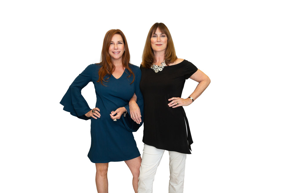 Our CEO Mindy DiPietro and Dr.Kathleen Marc welcome you to our spa