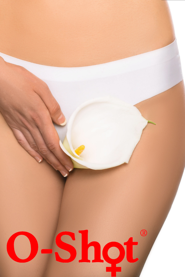 O - Shot - A revolutionary approach to improve sexual relations and stop urinary incontinence .The results of this 20-minute procedure are dramatic and long lasting. Women report significant improvement in stimulation, sensitivity, arousal and sex drive.