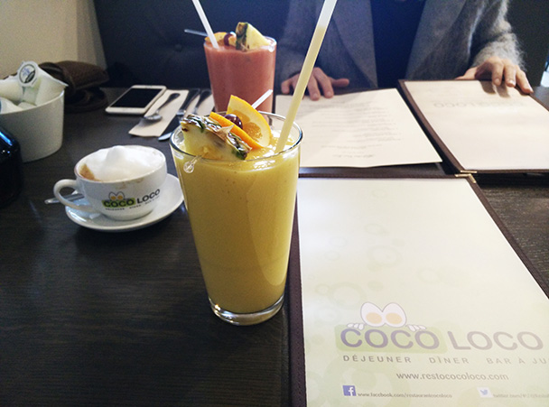 Coco Loco - Smoothies