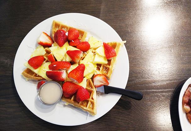 Coco Loco - Waffles
