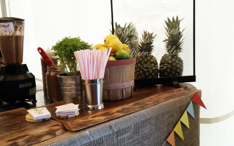 Osheaga - Juice Section