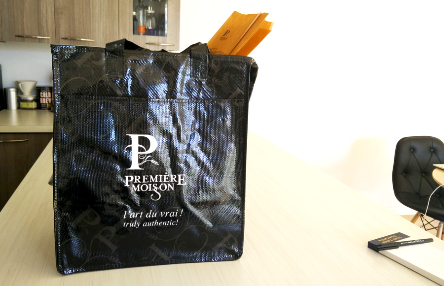 Première Moisson - Bag of goodies!