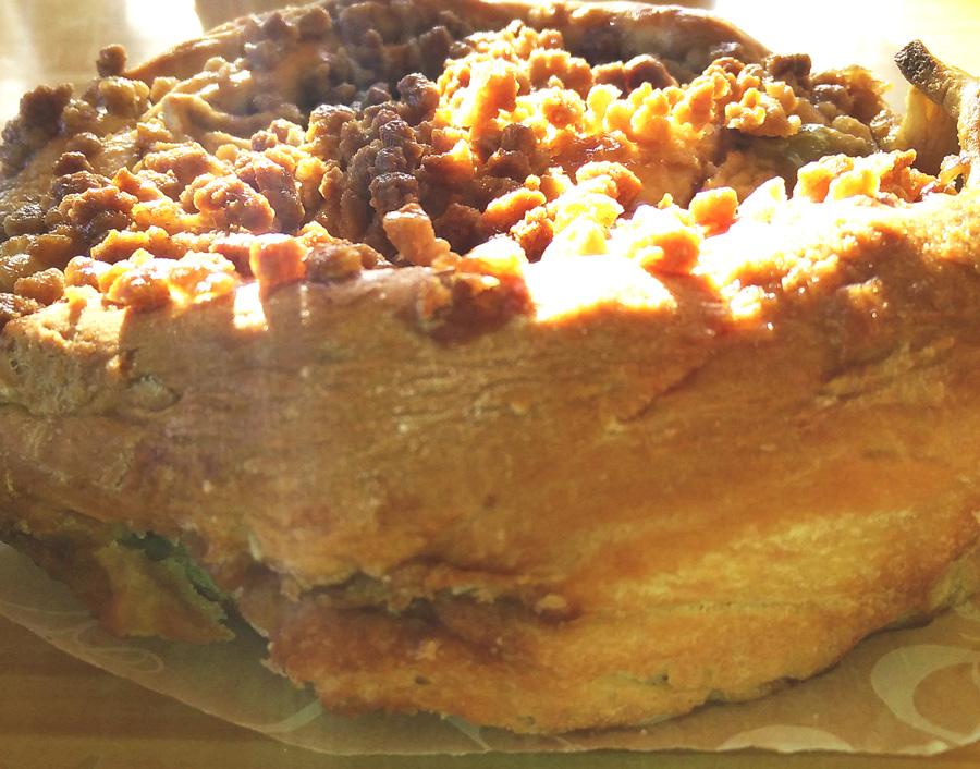 Première Moisson - Apple and maple bread