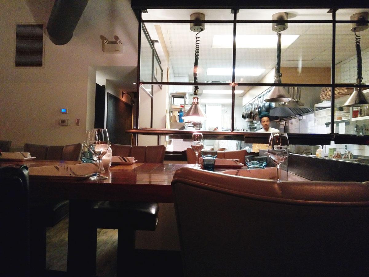 Barbounya - Kitchen