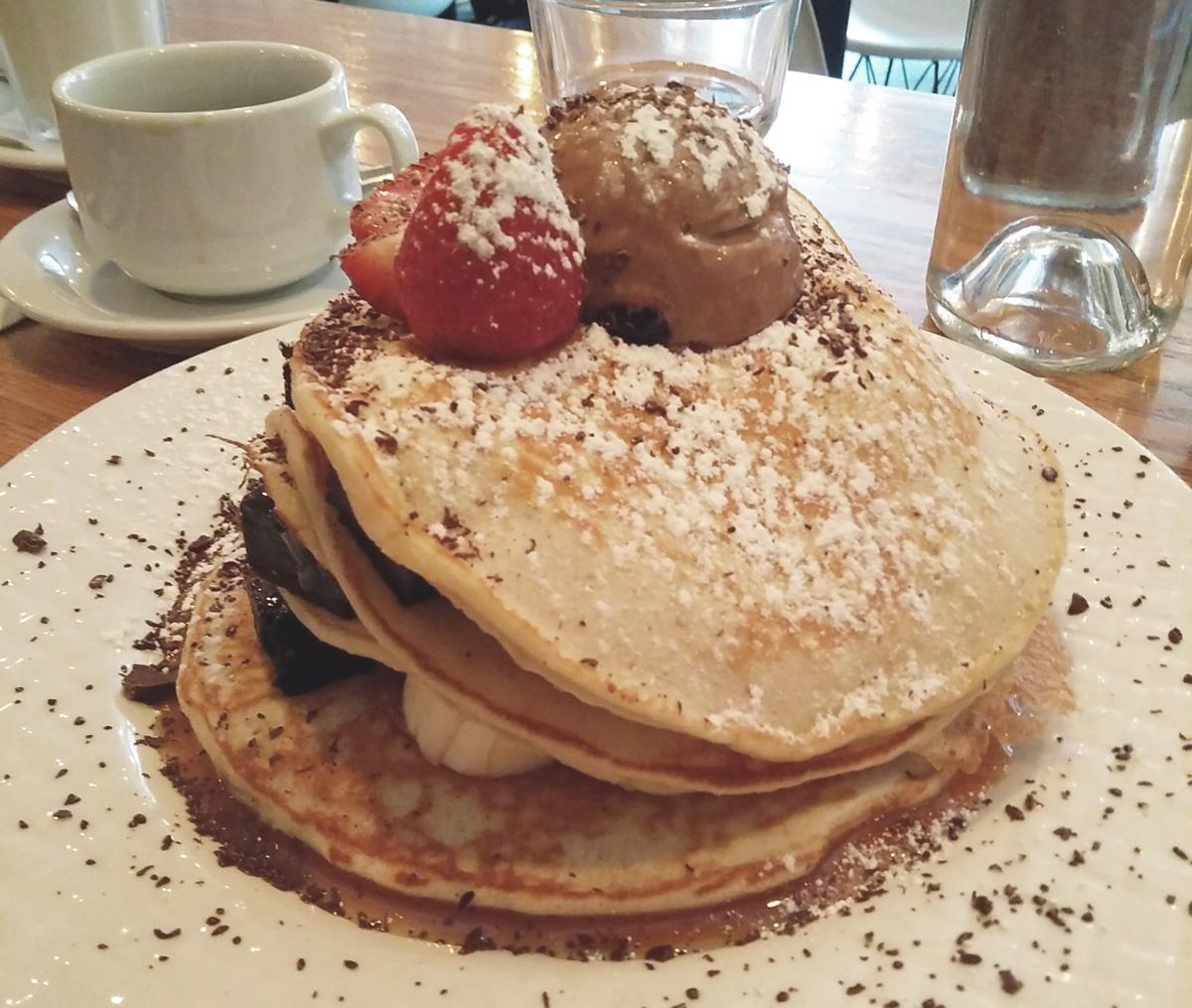 Fabergé - Pancakes