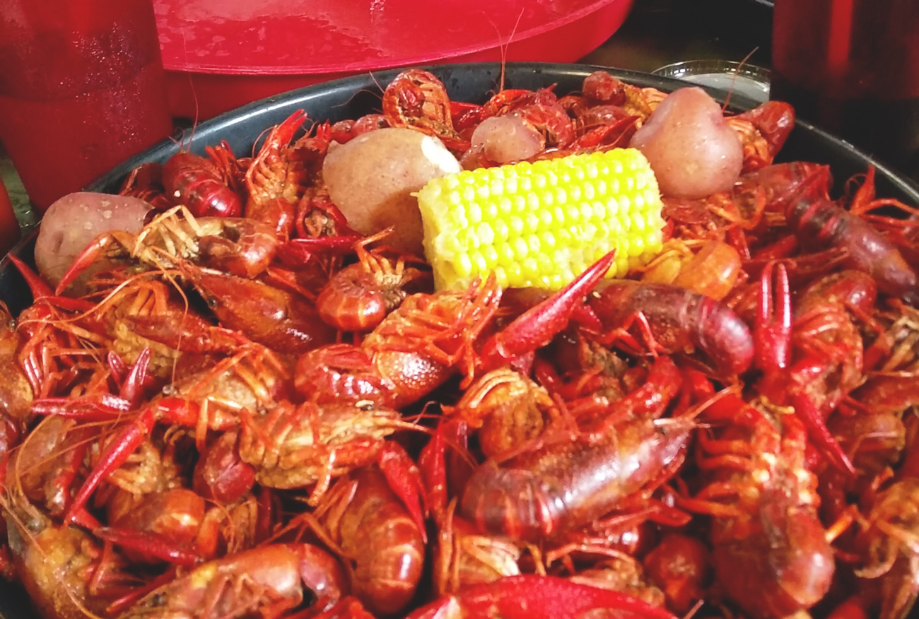 Breaux Bridge - Crawfish