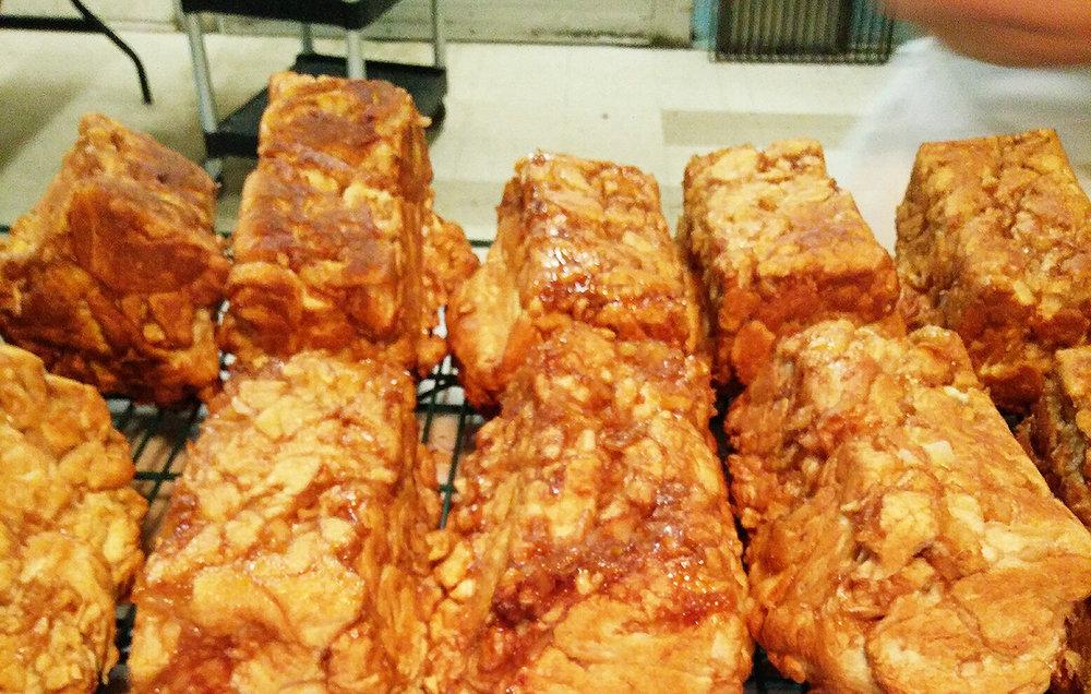 TARTERIE DU VERGER DES MUSIQUES INC. - Apple bread