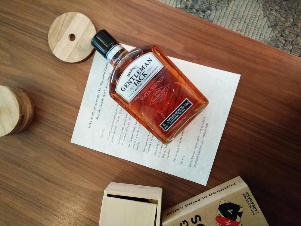Jack Daniel's Gentlemen Jack