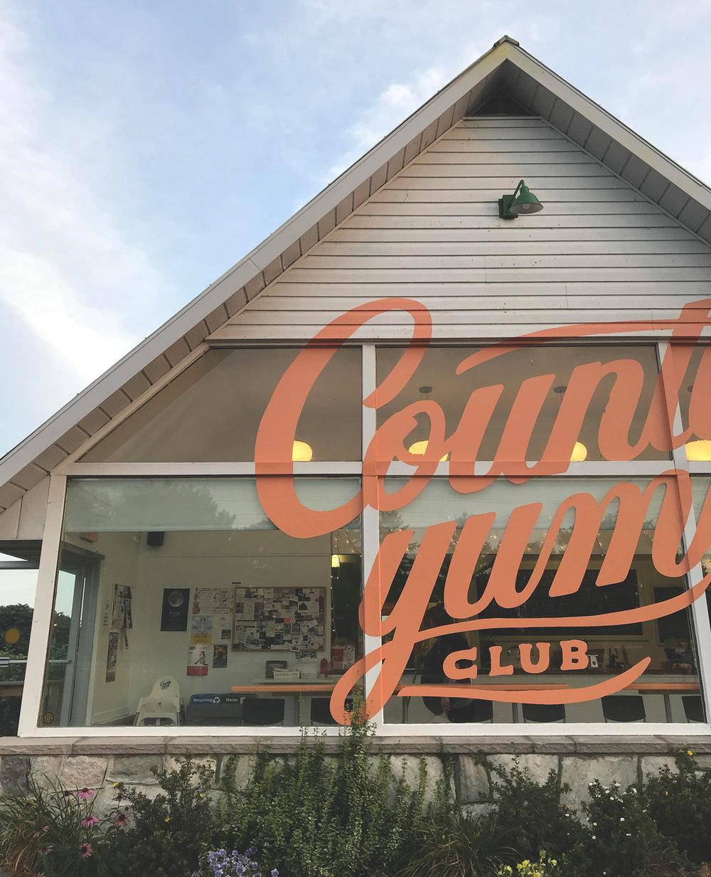 County Yum Club