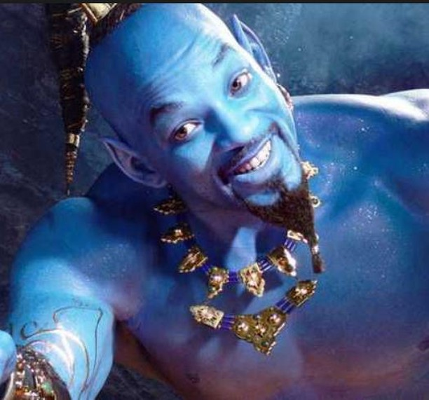 Anybody else interested in the new Aladdin movie? Honestly not sure at all how to feel about it... what do you guys think? 😐😐 #Aladdin #2019 #Genie #WillSmith #Jafar #Disney
