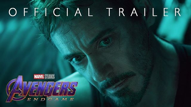 Aaaand of course, as soon as I make a post about #CaptainMarvel this weekend, the new trailer for #Avengers #Endgame shows up lol 😎⠀ ⠀ http://bit.ly/2CiyojK