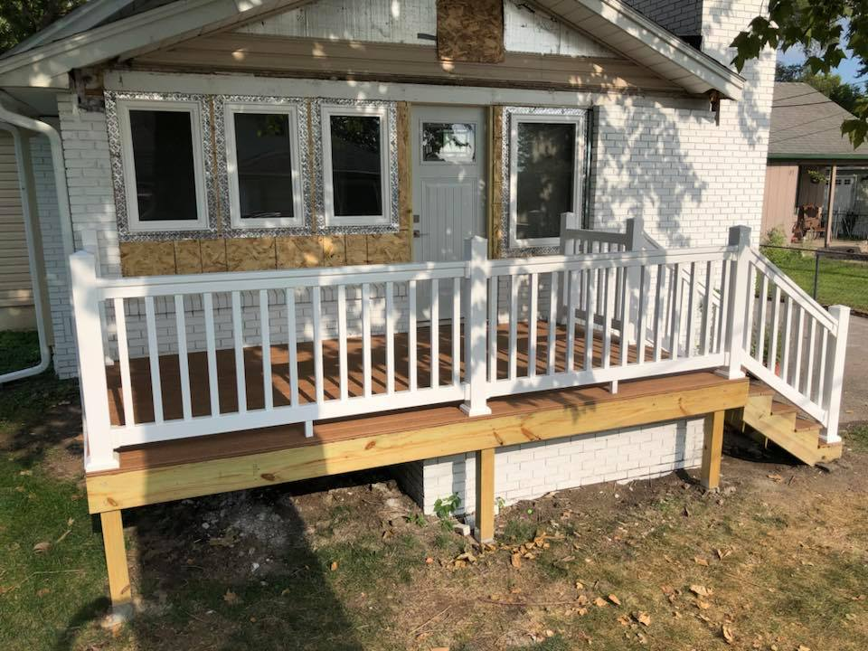 Deck Installation - Here we say anything we want about deck installations