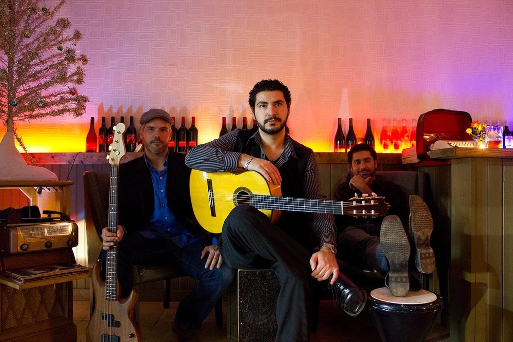 Maharajah Flamenco Trio - Thursday January 10
