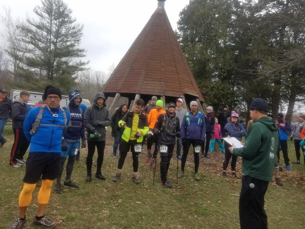 2018 Potawatomi 200 Mile Start