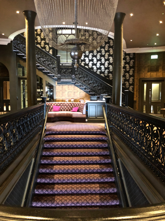 Hotel_Reception_Interior_Wallpaper_Purple_png