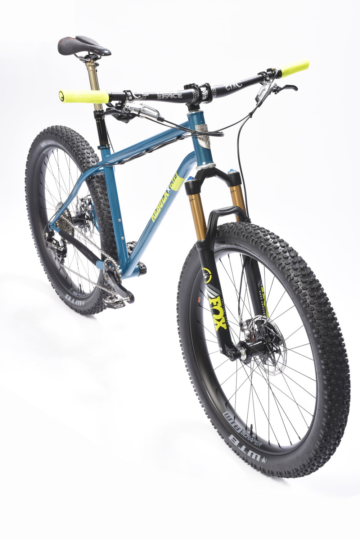 GOSHAWK 120 - All arounder plus bike with a half decade of evolution