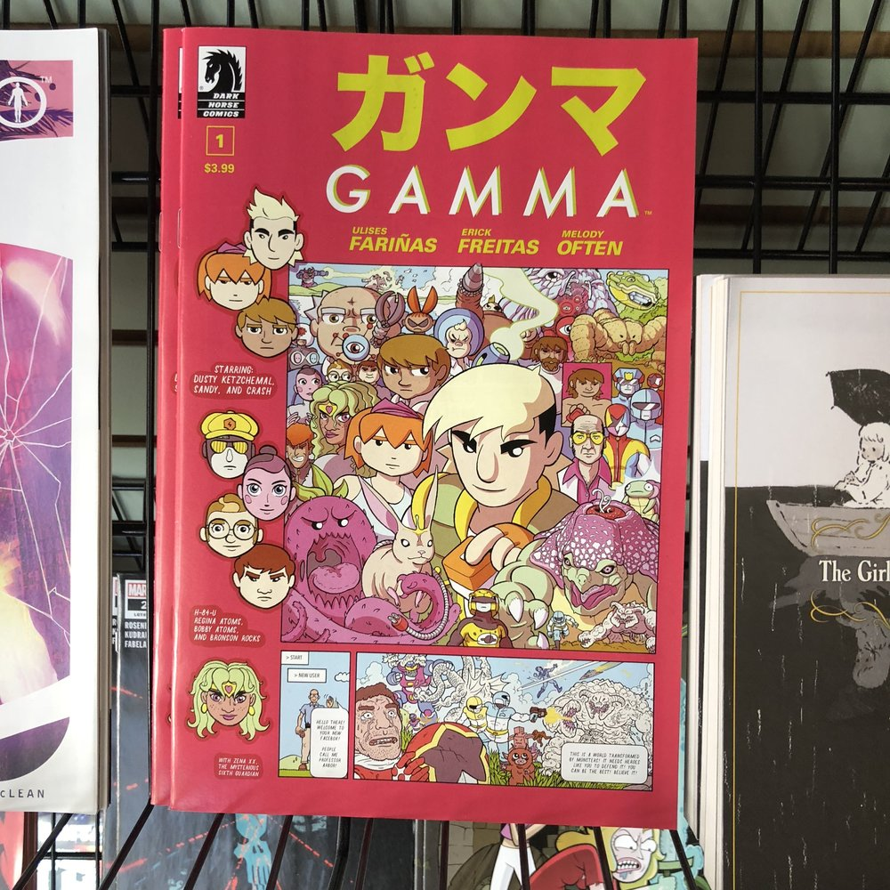 GAMMA #1 - From the guy who brought us the unfinished but fun MOTRO.