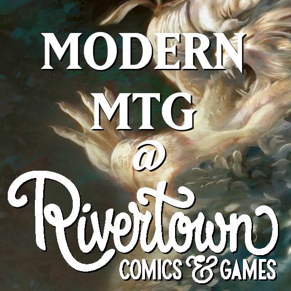 Modern Night - Our Modern event moves monthly! $5 to play and all entrance costs back in store credit to winners.