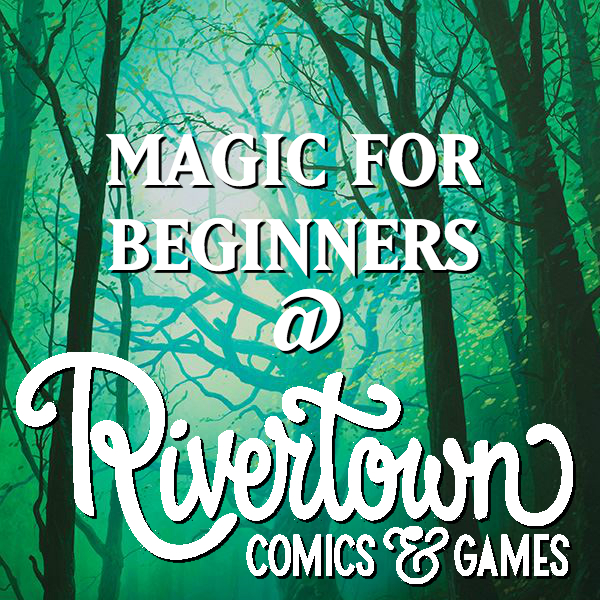 Learn magic! - We have free cards and we'll teach you to play and pair you up with other new players!