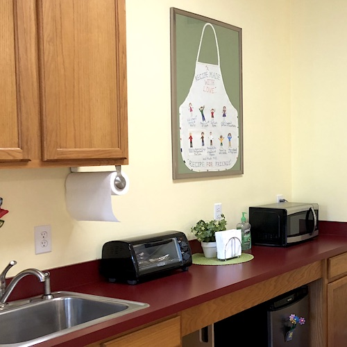 Right Fit Speech and Feeding Therapy - Kitchen