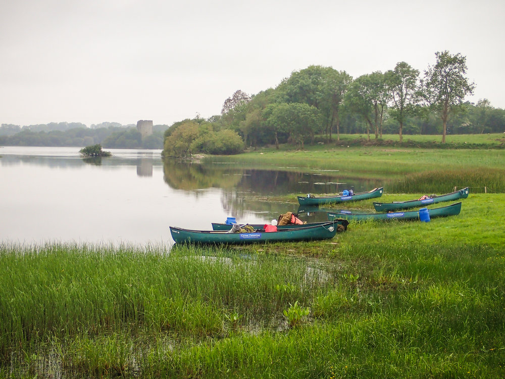 Canoe Hire - We have a range of 16ft Canadian Canoes available for rent. Whether just off for the day paddling or planning a camping or fishing expedition, we have got you covered. PRICE: €30 per adult - €16 per child(Full Day): €50 per adult - €30 per childOvernight: €50 per person