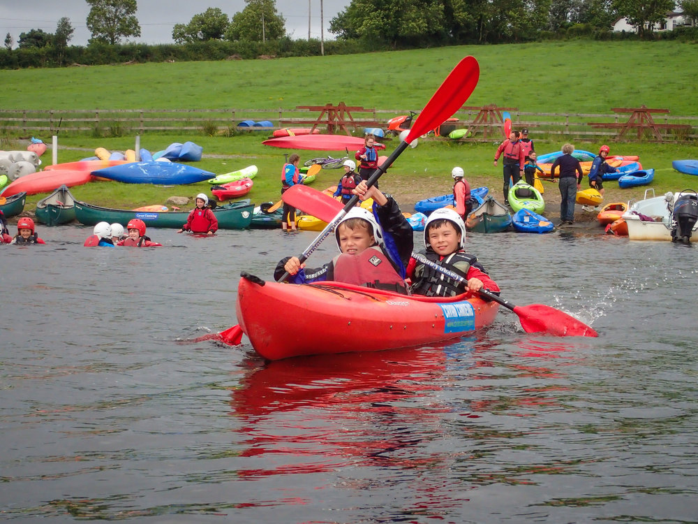 Family Packages - Discounted group splash n' dash sessions.Perfect for quickly booking an activity packed adventure with minimum fuss and a great rate.