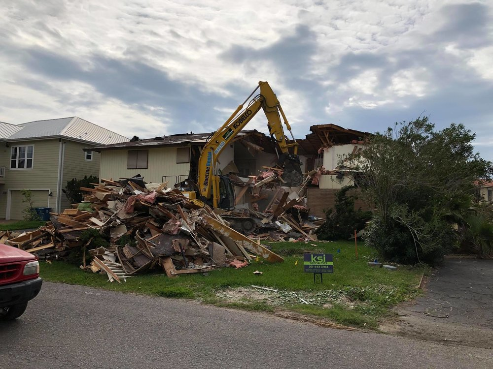 Demolition •Clean-Up Debris Removal - Have a structure to be torn down or land to be cleared? We can handle it all, start to finish.