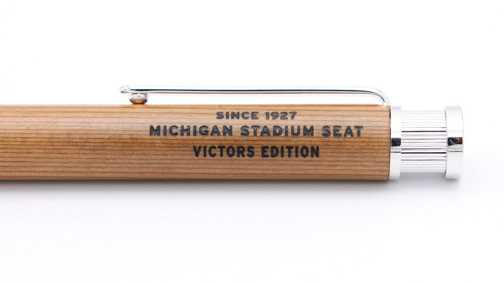 Victors Edition Michigan Stadium Pen