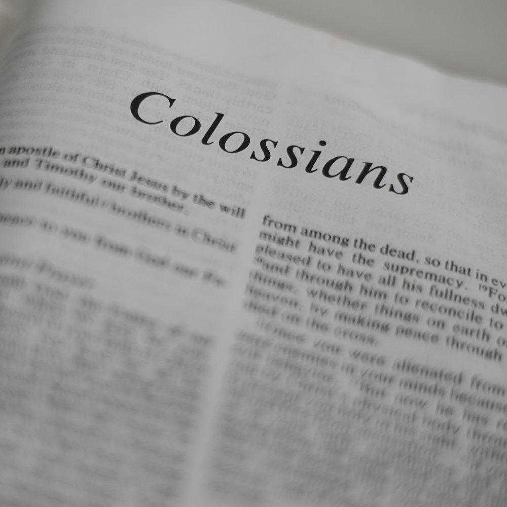 Colossians -