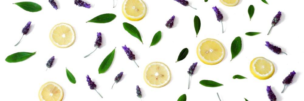 Lavender Lemon -