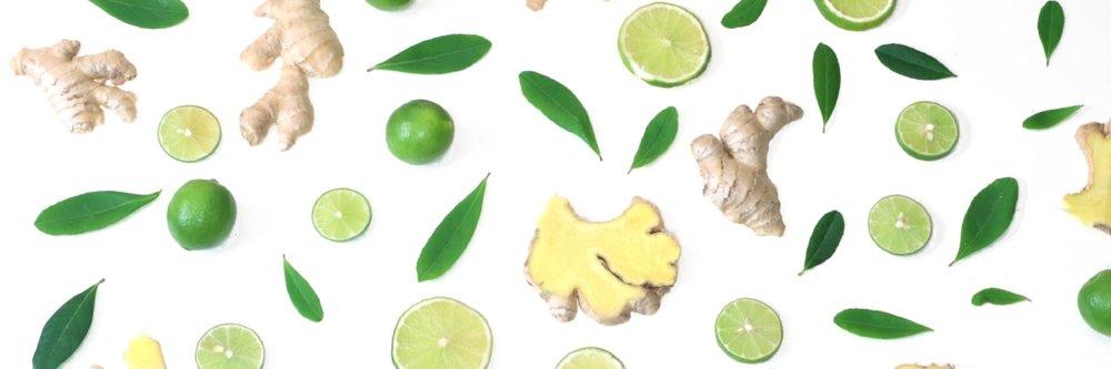 Ginger Lime -