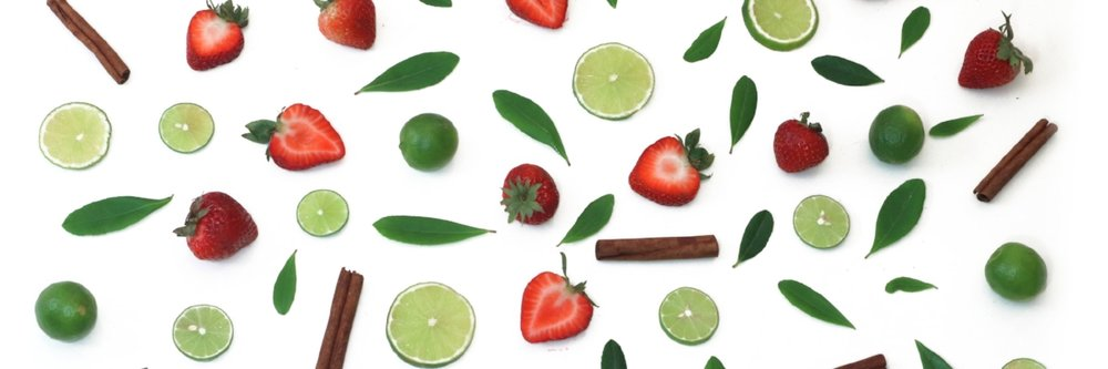 Strawberry Lime -