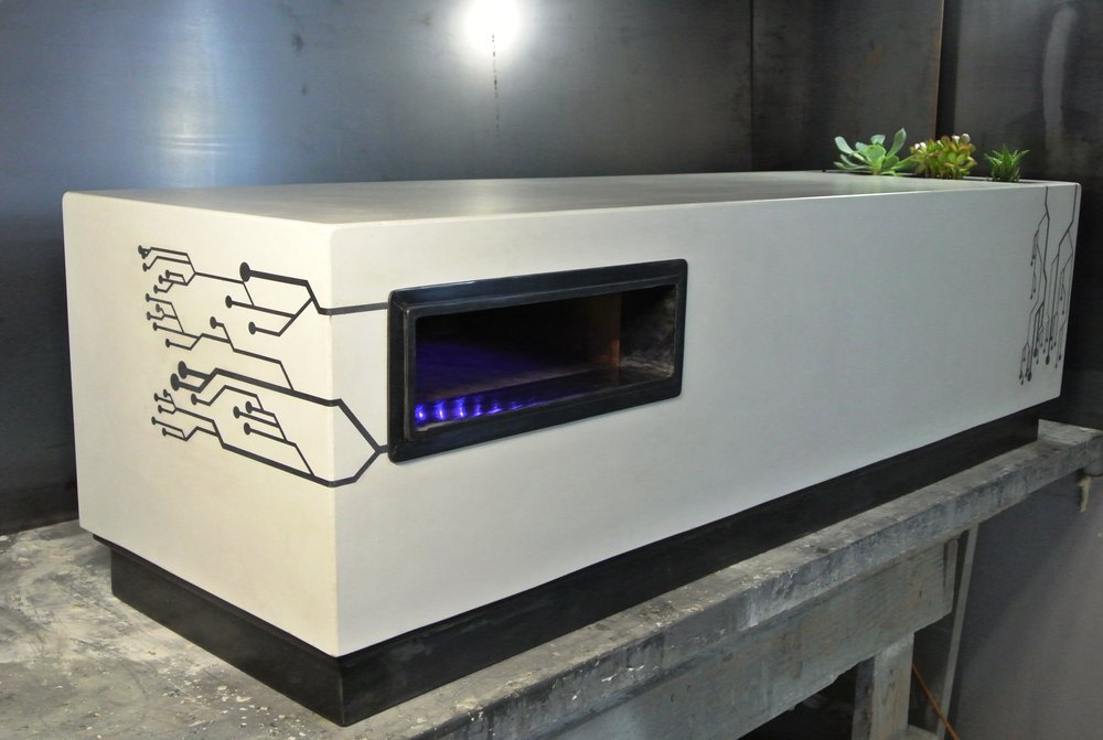 Copy of GFRC White Concrete Bench with Integrated Planter, Magazine Box and Acid Etched details.jpg