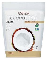 Nutiva Coconut Flour | Love and Low Carb Baking