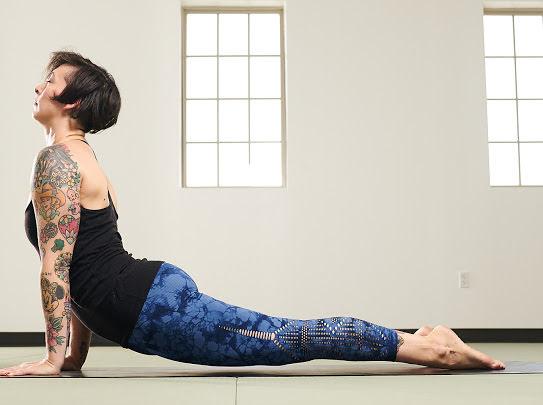 Jen Miller - Yoga Instructor