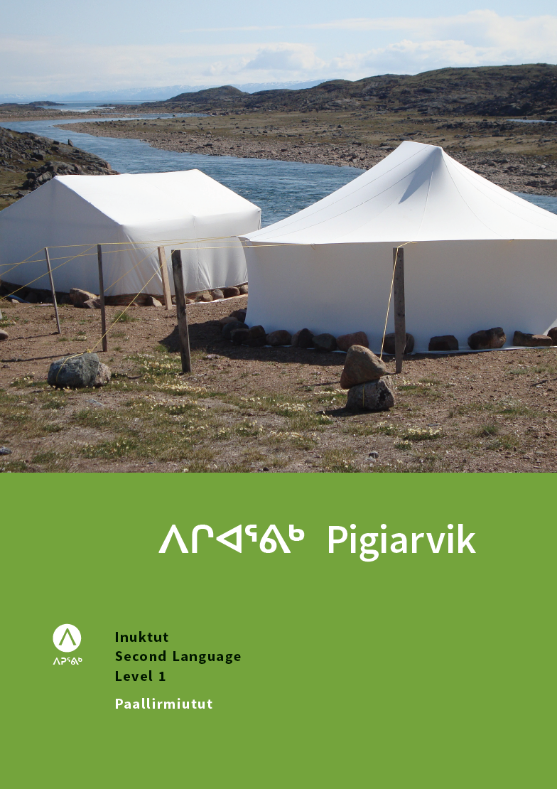 ISL Level 1 (Pigiarvik) - Length of Course: 30 hoursDelivery format: 6 week (standard) or 2 week (intensive)Prerequisites: NonePigiarvik introduces students to Inuktut pronunciation and grammar while enabling them to build basic skills including:introductions; asking and answering simple questions;using the singular, dual and plural properly; and beginner level language for various situations in the home and workplace.